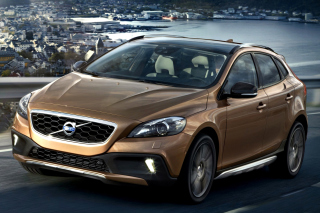 Volvo V40 Wallpaper for Android, iPhone and iPad