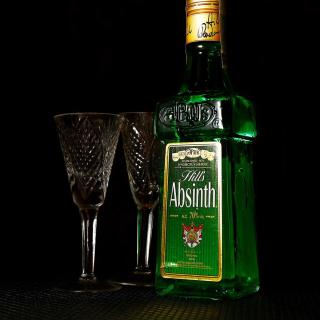Absinthe - Obrázkek zdarma pro 1024x1024