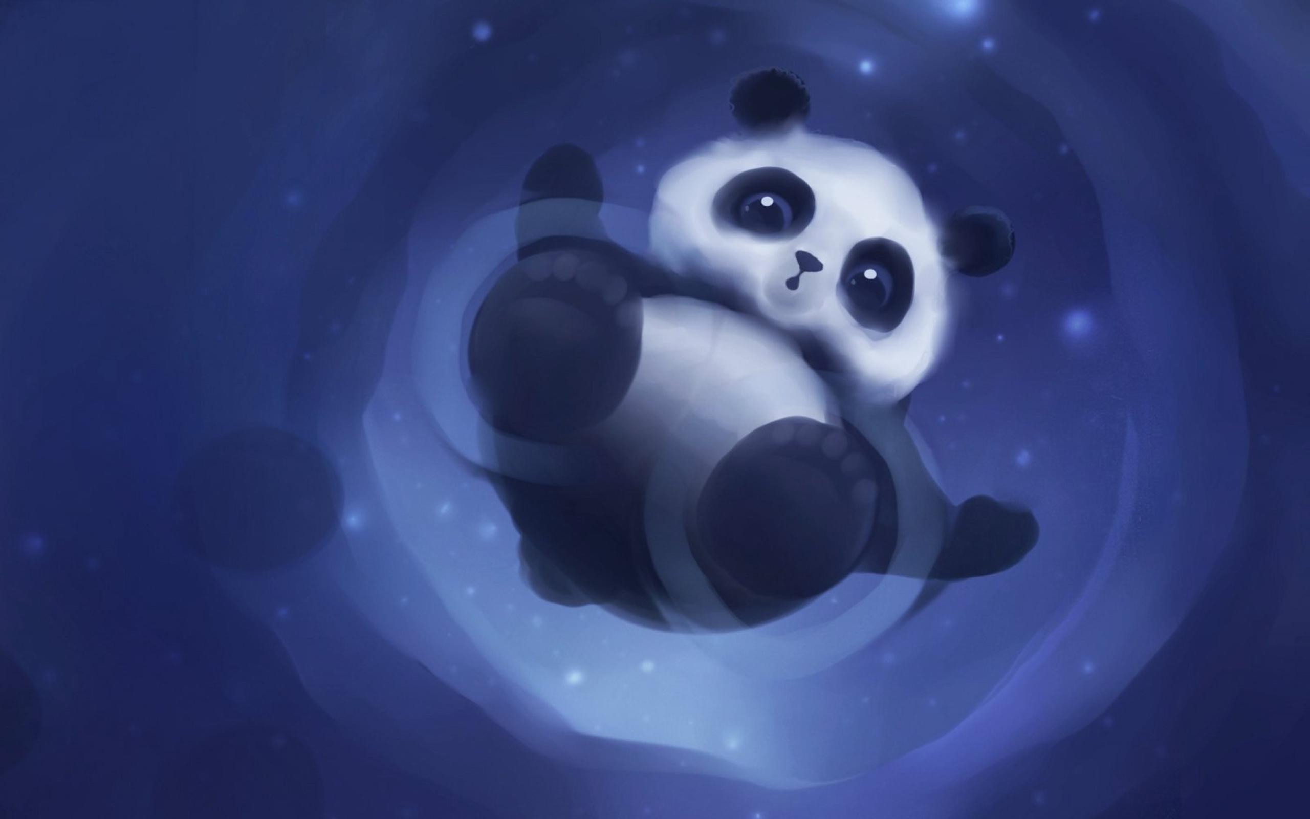 миленькие панды  № 3356266  скачать