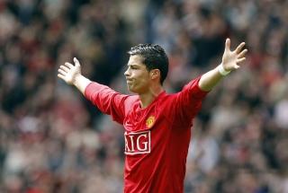 Cristiano Ronaldo, Manchester United - Obrázkek zdarma pro 220x176