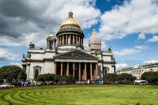St. Petersburg, Russia Background for Android, iPhone and iPad