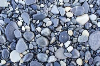 Pebble beach - Obrázkek zdarma pro Motorola DROID 2