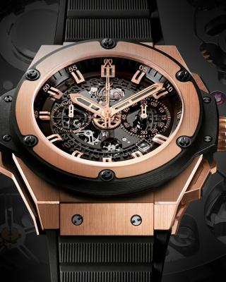 Hublot Watch - Obrázkek zdarma pro 360x400