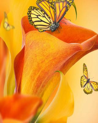 Beautiful Flower - Obrázkek zdarma pro Nokia X7