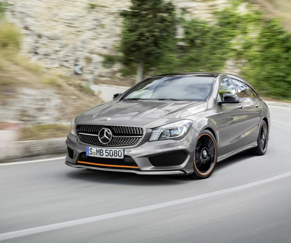 Mercedes Benz Cla 4matic Wallpaper For Lg Apex