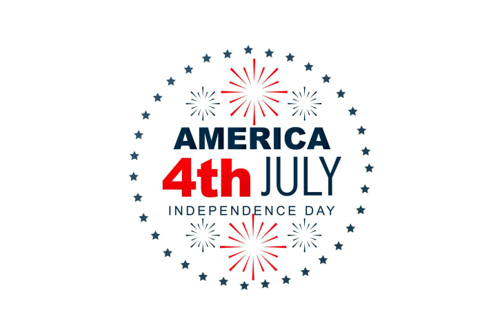 Happy independence day USA wallpaper