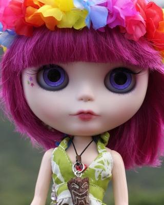 Doll - Obrázkek zdarma pro Nokia Asha 308