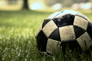 Soccer Ball Background for Android, iPhone and iPad