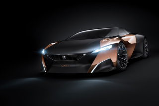 Peugeot Onyx Hybrid Concept Picture for Android, iPhone and iPad