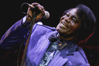James Brown Background for Android, iPhone and iPad
