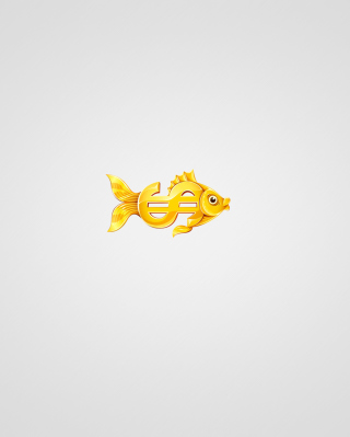 Money Fish - Obrázkek zdarma pro 240x320