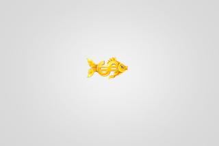Money Fish - Obrázkek zdarma pro Samsung Galaxy Tab 3 10.1
