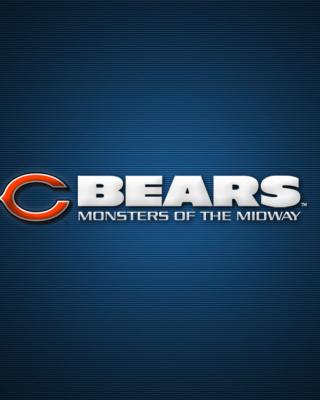 Chicago Bears NFL League - Obrázkek zdarma pro 480x640