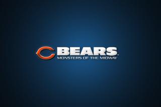 Chicago Bears NFL League - Obrázkek zdarma pro Android 1080x960
