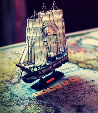 Travel Forever - Obrázkek zdarma pro iPhone 6