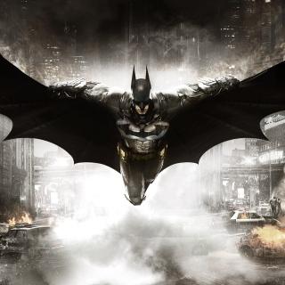 Batman Arkham Knight - Obrázkek zdarma pro iPad 2