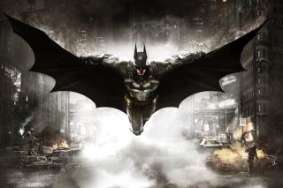 Batman Arkham Knight - Obrázkek zdarma pro Samsung Galaxy Grand 2