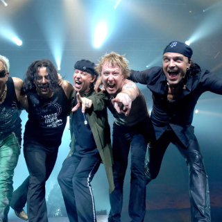 Scorpions Music Band - Obrázkek zdarma pro 208x208