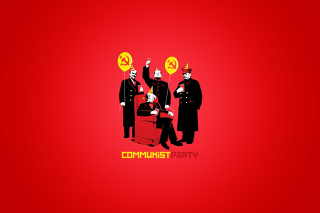 Communism, Lenin, Karl Marx, Mao Zedong Picture for Android, iPhone and iPad