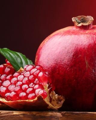 Ripe fruit pomegranate - Obrázkek zdarma pro Nokia X1-01