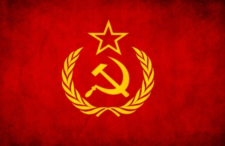 Soviet Union USSR Flag Background for Android, iPhone and iPad