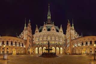 Free Hamburg Picture for Android, iPhone and iPad
