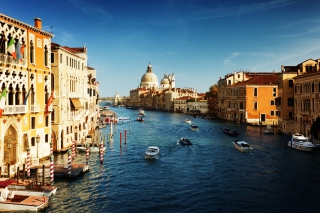 Free Venice, Italy, The Grand Canal Picture for Android, iPhone and iPad