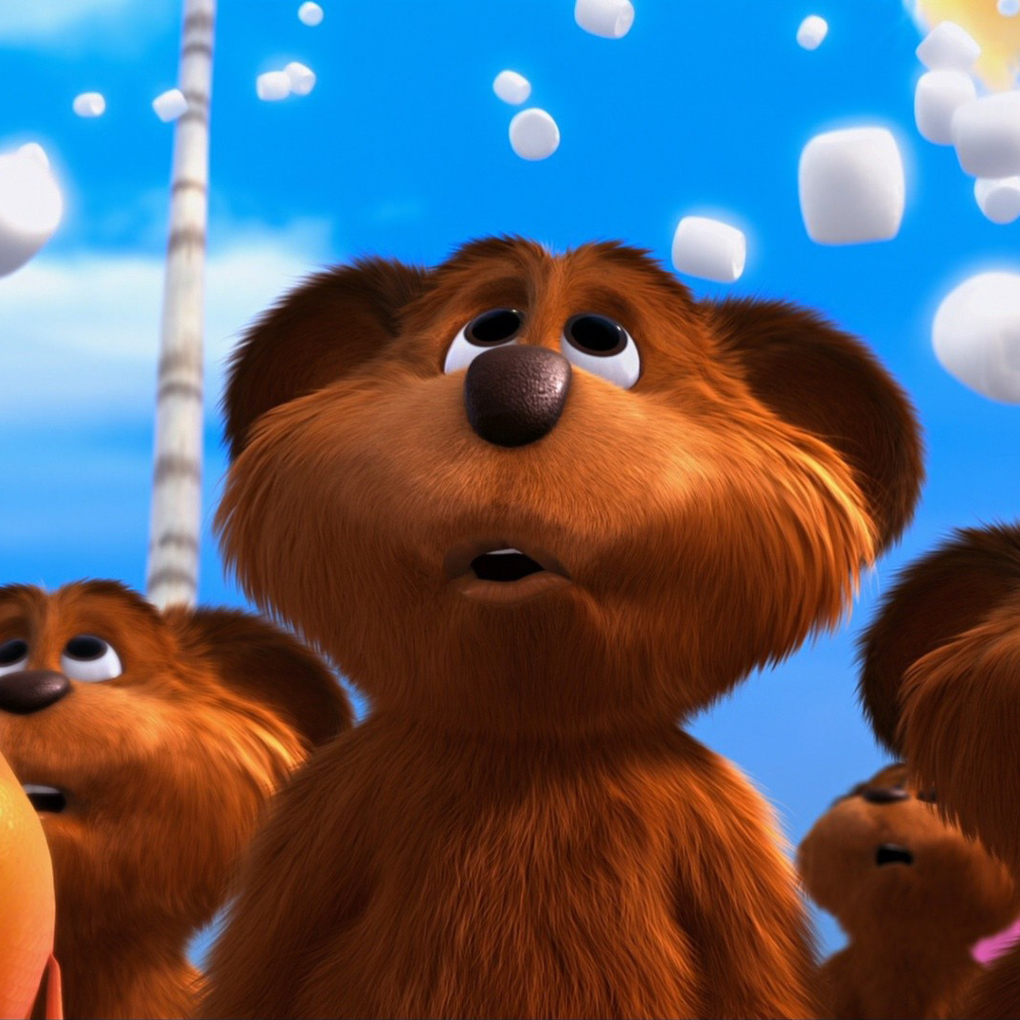 Dr Seuss The Lorax Full Movie In English: Dr Seuss And The Lorax Wallpaper For 2048x2048