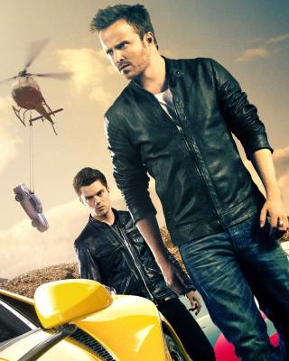 Need for speed Movie 2014 - Aaron Paul - Obrázkek zdarma pro Nokia C6-01