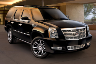 Cadillac Escalade Full-Size Luxury SUV Picture for Android, iPhone and iPad