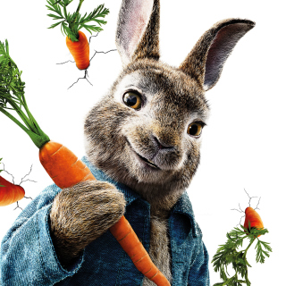 Peter Rabbit 2018 sfondi gratuiti per iPad Air
