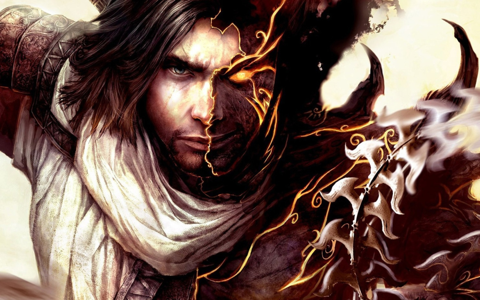 Screenshot №1 pro téma Prince Of Persia - The Two Thrones 1680x1050