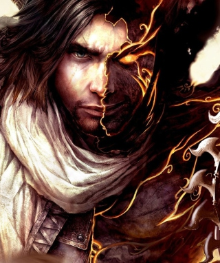 Free Prince Of Persia - The Two Thrones Picture for Nokia C1-01