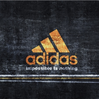 Adidas logo Picture for iPad 2