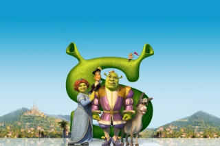 Shrek Background for Samsung Galaxy A3