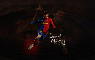 Lionel Messi - Obrázkek zdarma pro Android 800x1280