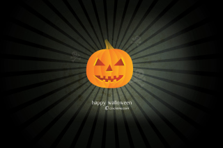 Halloween Pumpkin Background for Android, iPhone and iPad