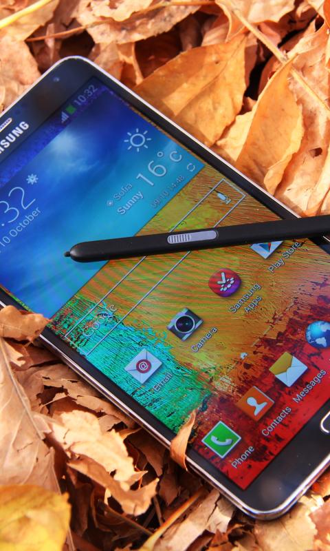 Samsung Galaxy Note 3 Mobile per Nokia Lumia 800