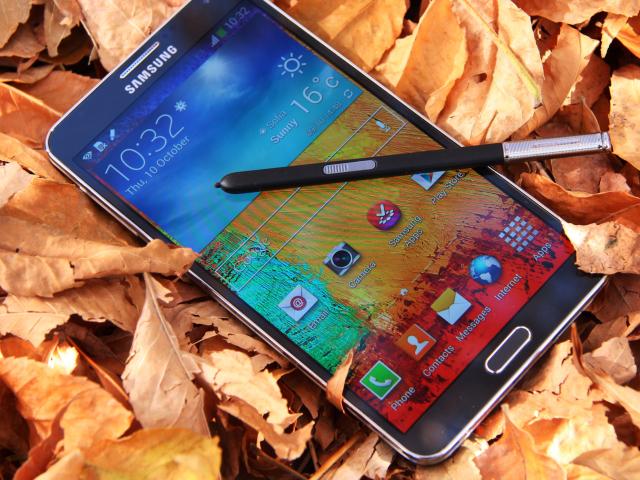Samsung Galaxy Note 3 Mobile para Sony Ericsson XPERIA X8