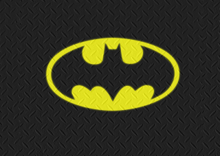 Batman Logo Wallpaper for Android, iPhone and iPad