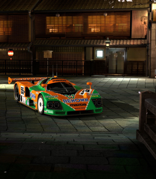 Mazda 787B Supersport sfondi gratuiti per iPhone 6