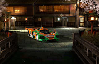 Mazda 787B Supersport Picture for Android, iPhone and iPad