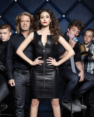 Shameless Showtime US TV Series Background for HTC Titan