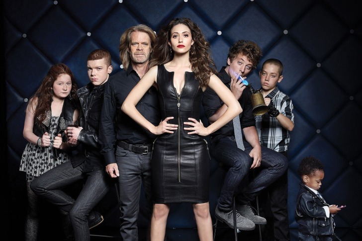 Sfondi Shameless Showtime US TV Series