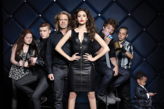 Free Shameless Showtime US TV Series Picture for Android, iPhone and iPad