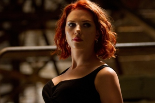 The Avengers - Scarlett Johansson Picture for Android, iPhone and iPad