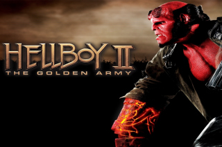 Hellboy II The Golden Army Background for Android, iPhone and iPad