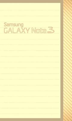 Galaxy Note 3 para Samsung S5233T