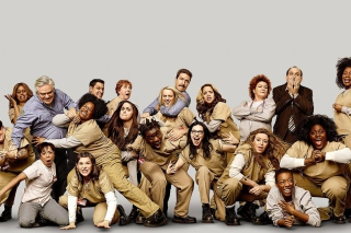 Orange Is the New Black, OITNB sfondi gratuiti per cellulari Android, iPhone, iPad e desktop