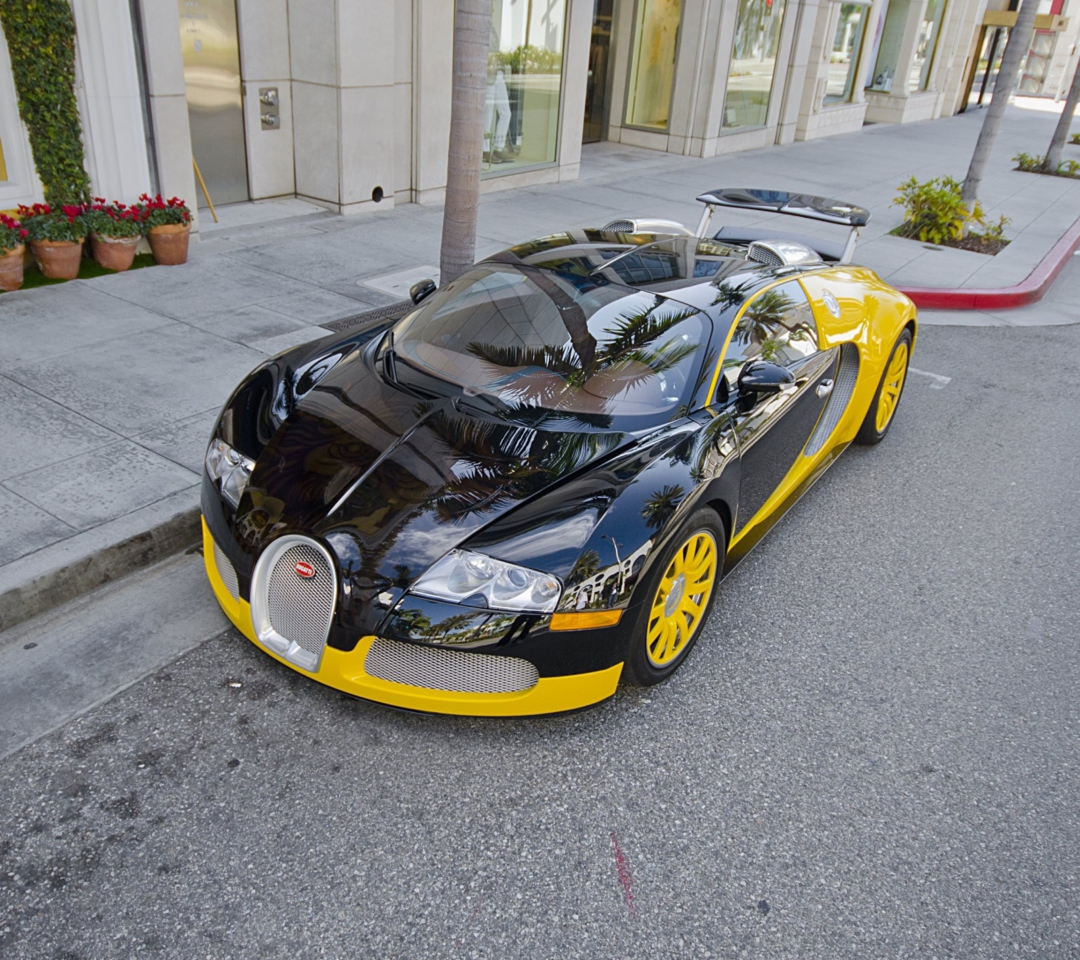 Bugatti Veyron para Motorola RAZR XT910